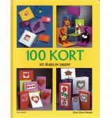 100 kort att skapa av papper