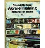 Akvarellmålning - Material och teknik