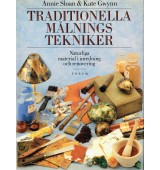 Traditionella målningstekniker
