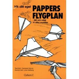 Vik ditt eget pappersflygplan
