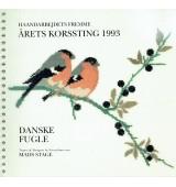 Årets korssting 1993 - Danske fugle