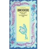 Broderi - Material, teknik, mönster
