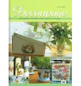 Decoupage - Dekorera hemma med servetteknik