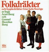 Folkdräkter och bygdedräkter från hela Sverige