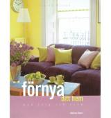 Förnya ditt hem med färg och form
