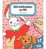 Göra leksaker av filt