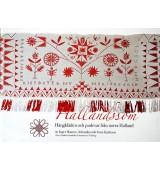 Hallandssöm - hängkläden och pudevar från norra Halland