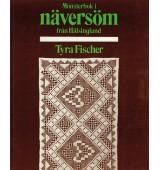 Mönsterbok i Näversöm från Hälsingland
