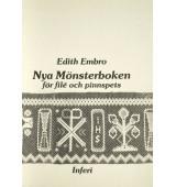 Nya mönsterboken för filé och pinnspets