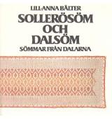 Sollerösöm och Dalsöm - sömmar från Dalarna