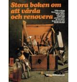 Stora boken om att vårda och reparera